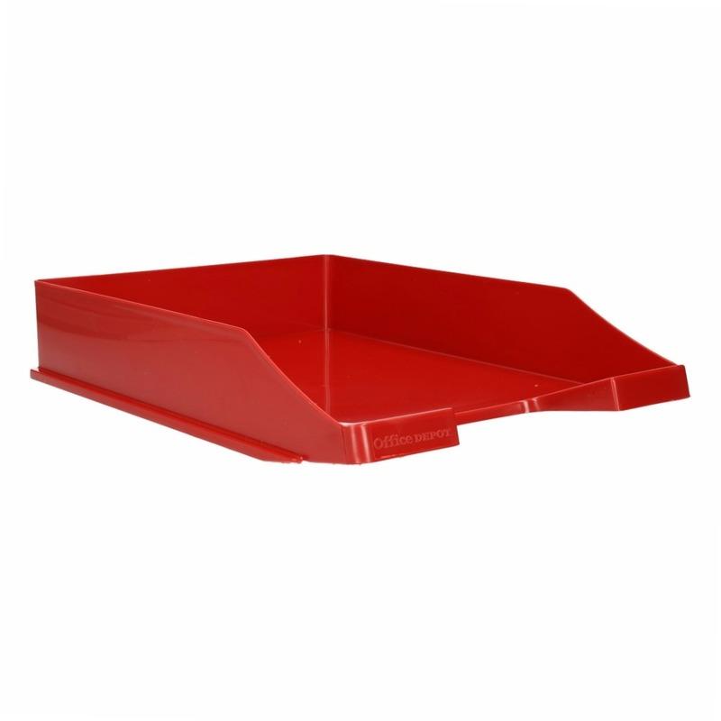 Postbakjeje rood a4 formaat