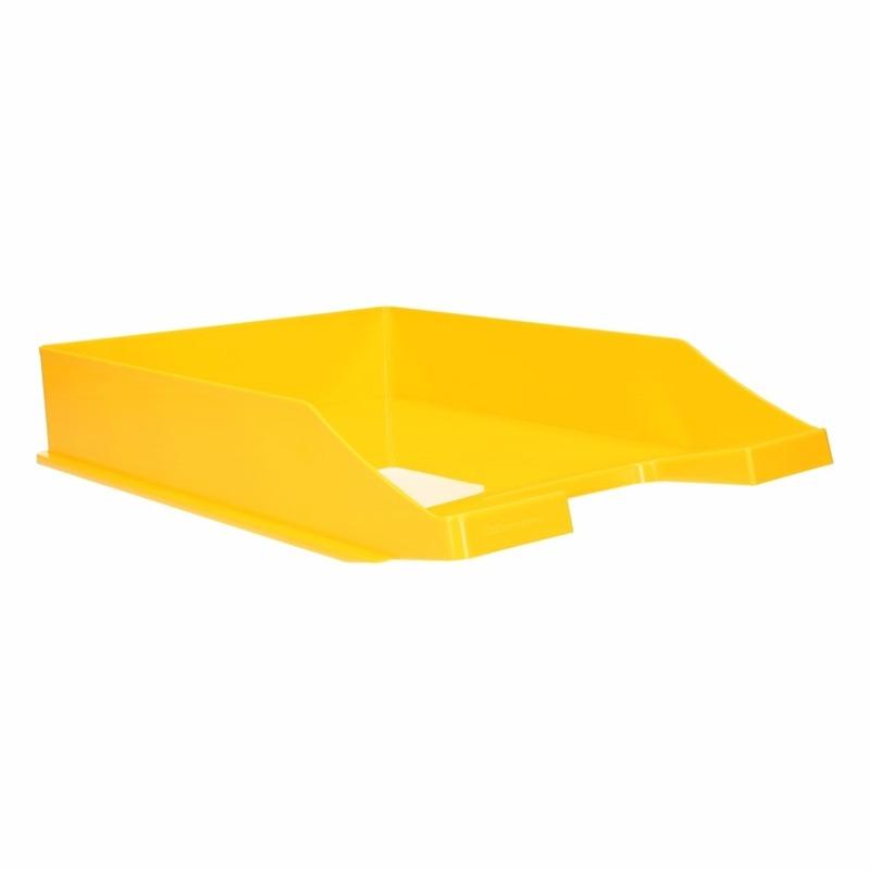 Postbakjeje geel a4 formaat