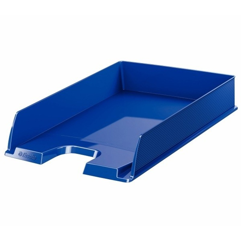 Postbakjeje blauw a4 formaat esselte