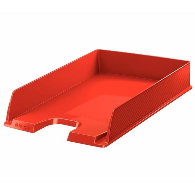Postbakjeje rood a4 formaat esselte